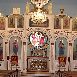 St  Michael Antiochian Orthodox Christian Church - The